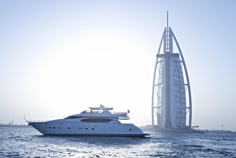 Dubai nyaralás édes kettesben