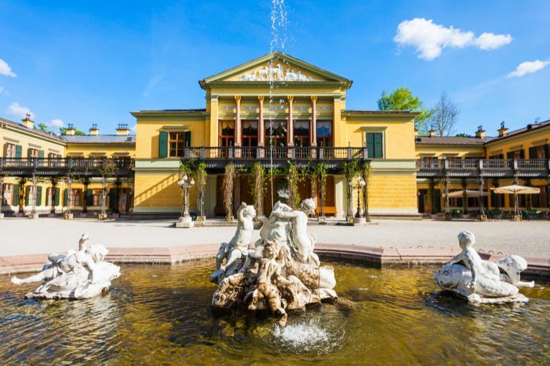 Ausztria | Bad Ischl császári palota - OTP Travel Utazási Iroda