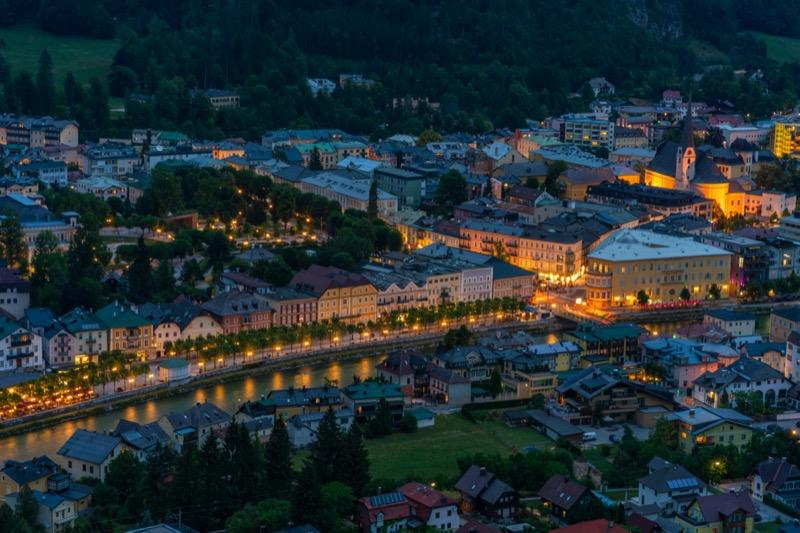 Ausztria | Bad Ischl látkép - OTP Travel Utazási Iroda