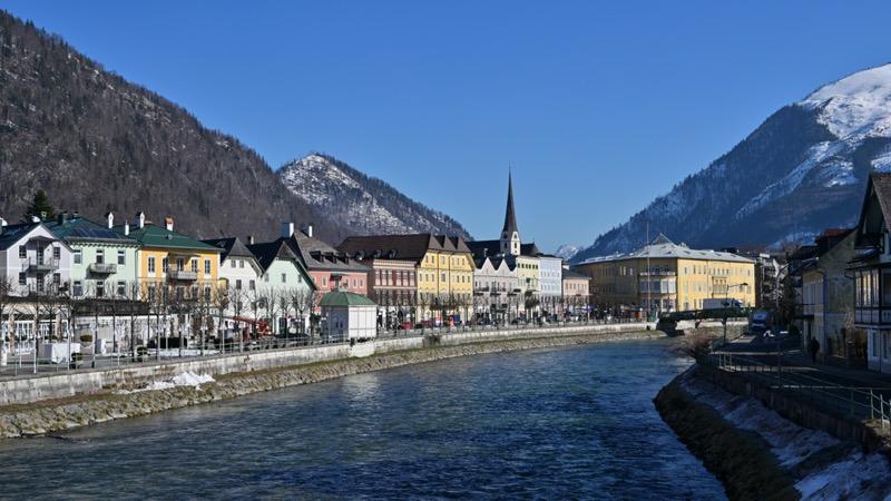 Ausztria | Bad Ischl látkép 02 - OTP Travel Utazási Iroda