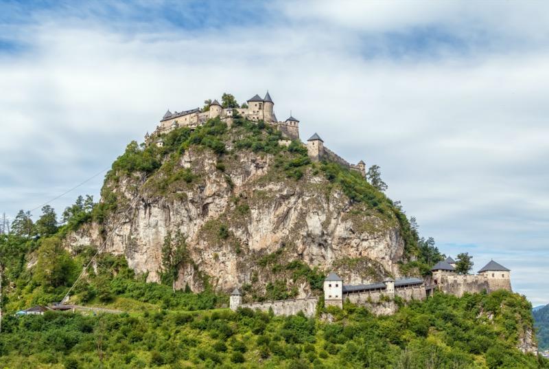 Ausztria | Karintia | Hochosterwitz vár - OTP Travel Utazási Iroda