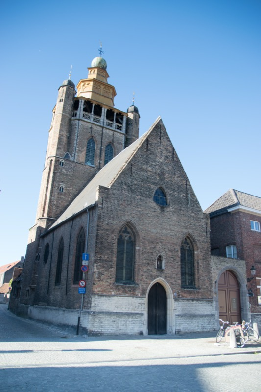 Belgium, Jeruzalemkerk - OTP Travel Utazási Iroda