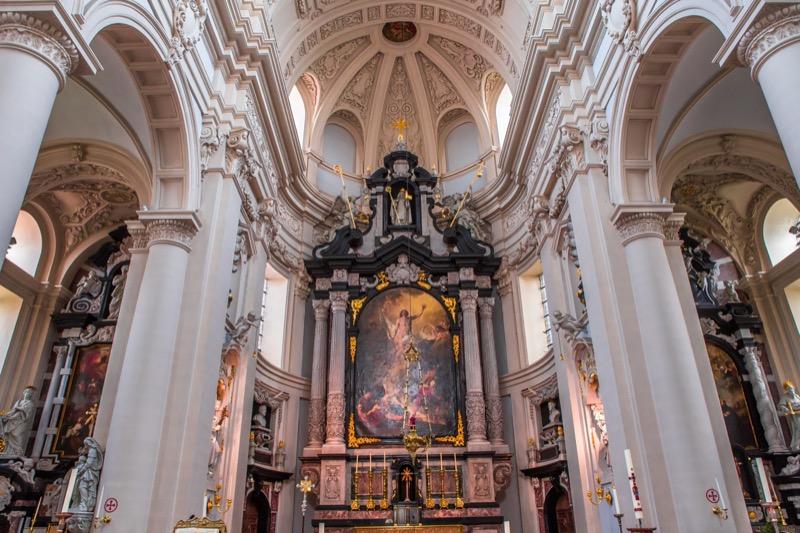 Belgium, Sint-Walburgakerk - OTP Travel Utazási Iroda