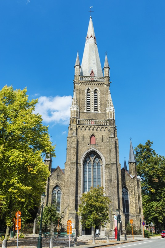 Belgium, Magdalenakerk - OTP Travel Utazási Iroda