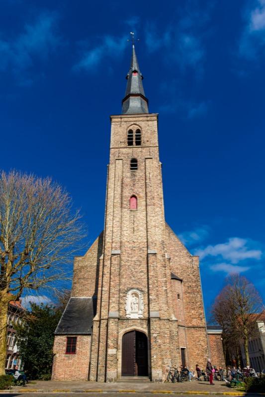 Belgium, Sint-Annakerk - OTP Travel Utazási Iroda