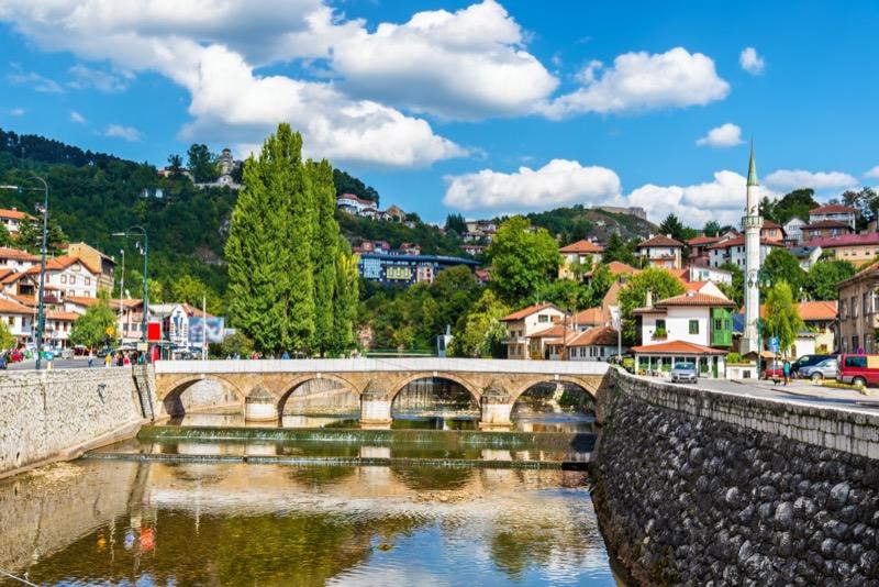 Bosznia-Hercegovina | Szarajevó - OTP Travel Utazási Iroda