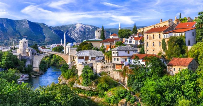 Bosznia-Hercegovina | Mostar - OTP Travel Utazási Iroda