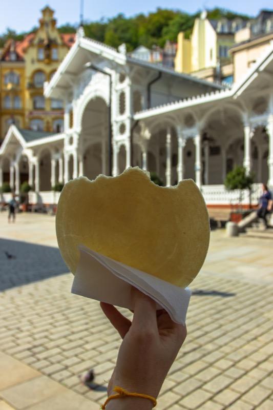 Csehország, Karlovy Vary, ostya - OTP Travel Utazási Iroda