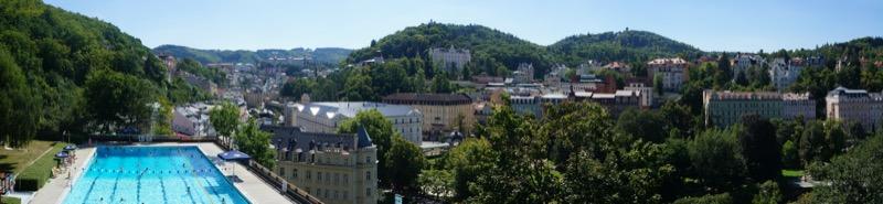Csehország, Karlovy Vary, Hotel Thermal uszoda - OTP Travel Utazási Iroda