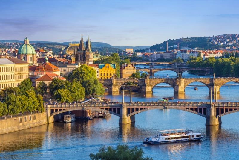 Csehország, Prága, Károly-híd - OTP Travel Utazási Iroda