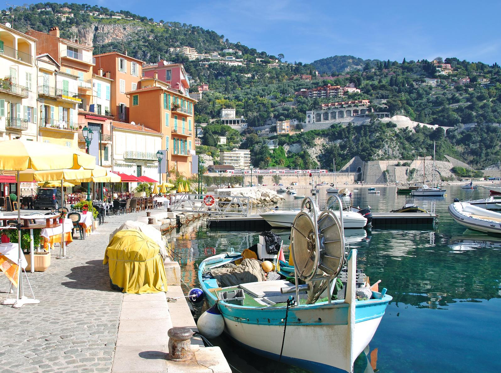 Nizza Franciaország