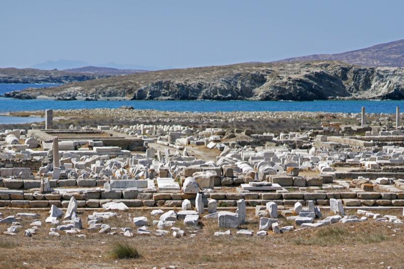 """Délosz, Mykonos """"szent"""" szomszédja - OTP Travel Utazási Iroda"""
