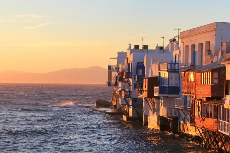 Mykonos, Kis-Velence, Görögország - OTP Travel Utazási Iroda