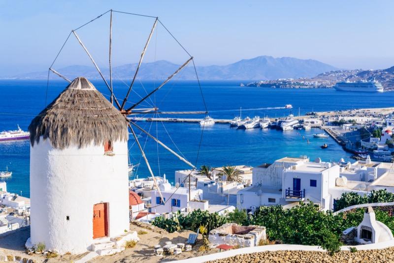 Mykonos, Görögország - OTP Travel Utazási Iroda