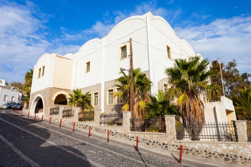 Görögország | Santorini | Théra múzeuma | OTP Travel Utazási Iroda