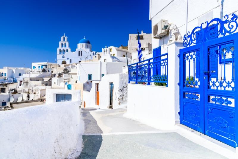 Görögország | Santorini | Pyrgos | OTP Travel Utazási Iroda