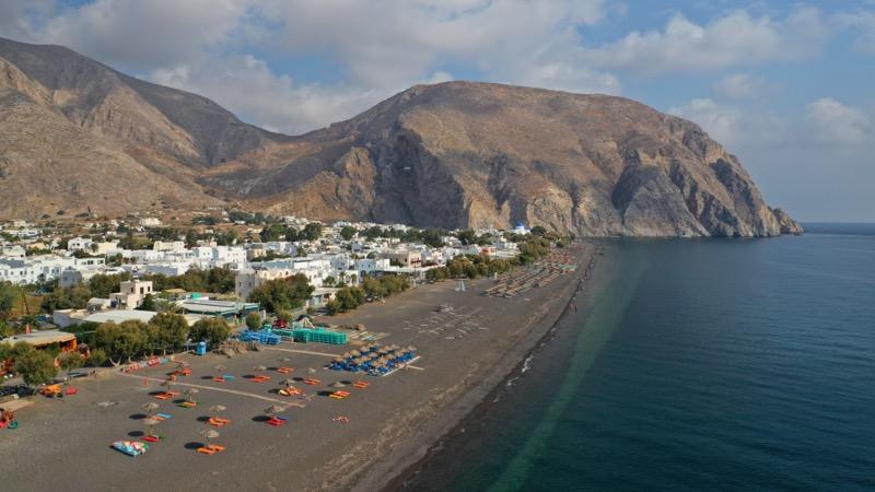 Görögország | Santorini | Perissa Beach | OTP Travel Utazási Iroda