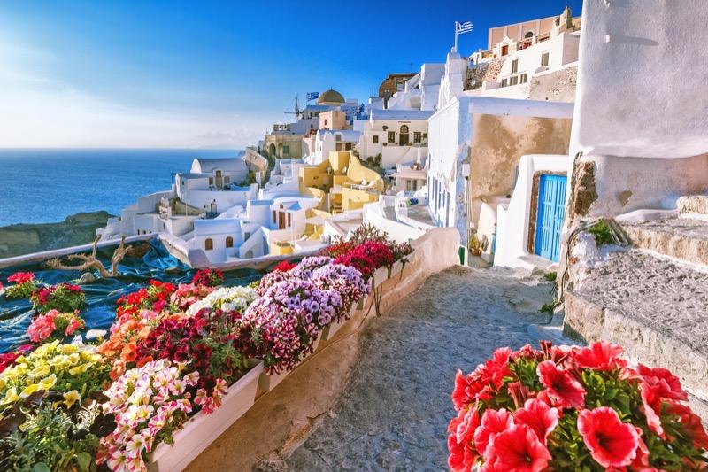 Görögország | Santorini | Terápiás séta Oiában, Pyrgosban és Firában | OTP Travel Utazási Iroda