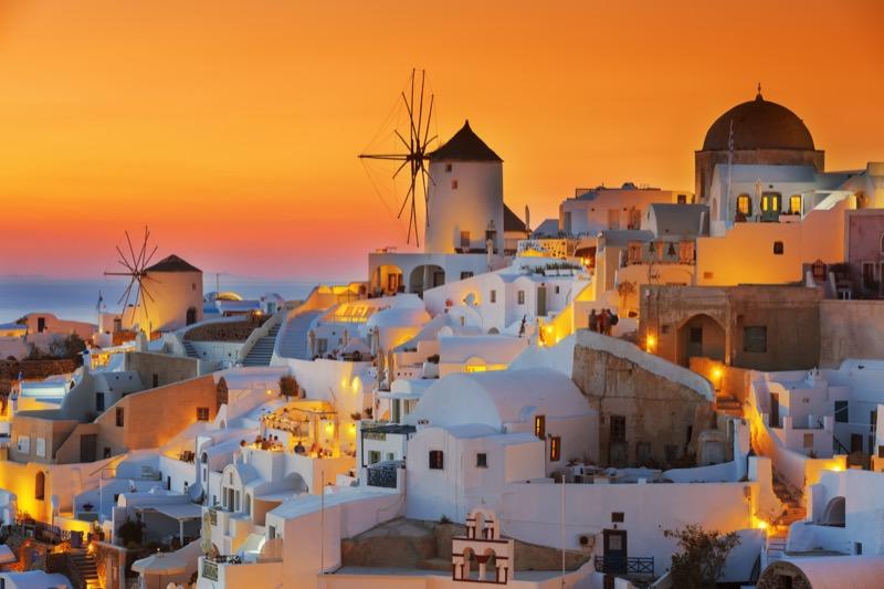 Görögország | Santorini | Naplemente Oiában | OTP Travel Utazási Iroda