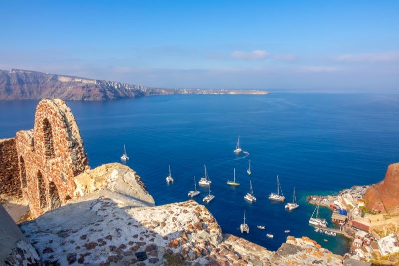 Görögország | Santorini | Katamaránozás a sziget körül | OTP Travel Utazási Iroda