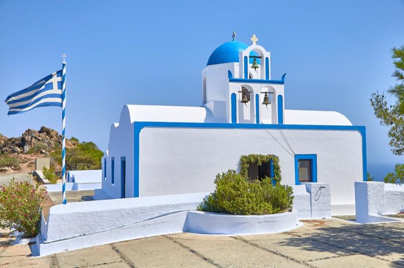 Görögország | Santorini | Elias próféta kolostorának meglátogatása | OTP Travel Utazási Iroda