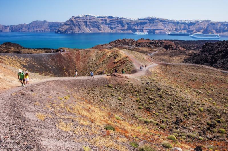 Görögország | Santorini | Túra a vulkánhoz, fürdőzés a források vizében | OTP Travel Utazási Iroda