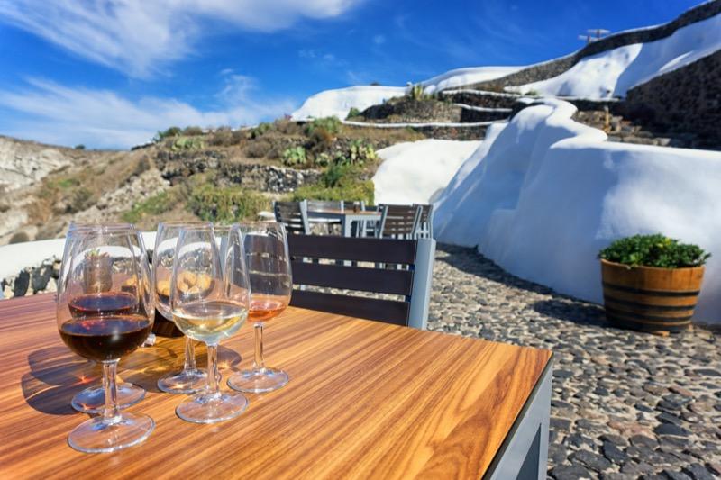 Görögország | Santorini | Borkóstoló a Santo Wines borászatban | OTP Travel Utazási Iroda