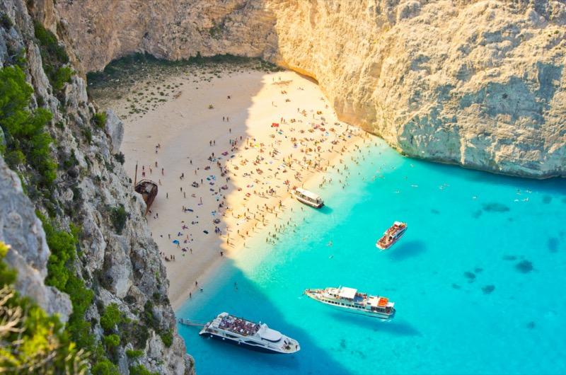 Görögország   Zakynthos   Navagio Beach   OTP Travel Utazási Iroda