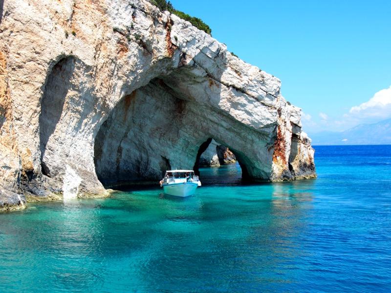 Görögország | Zakynthos | Kék barlangok | OTP Travel Utazási Iroda