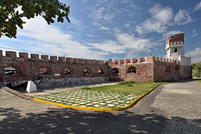 Jamaica, Port Royal Károly erőd - OTP Travel Utazási Iroda