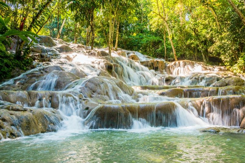 Jamaica   Dunn's River Falls - OTP Travel Utazási Iroda