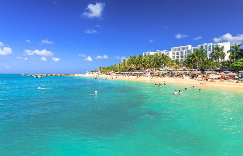 Jamaica, Doctor's Cave Beach - OTP Travel Utazási Iroda