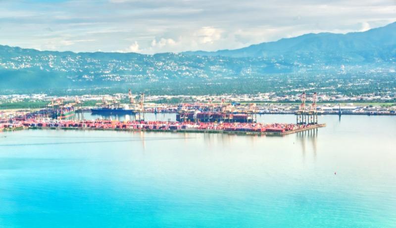 Jamaica   Kingston kikötő - OTP Travel Utazási Iroda