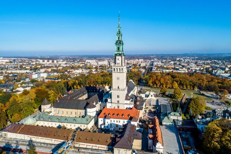 Lengyelország | Krakko | Jasna Góra-i kolostor - OTP Travel Utazási Iroda