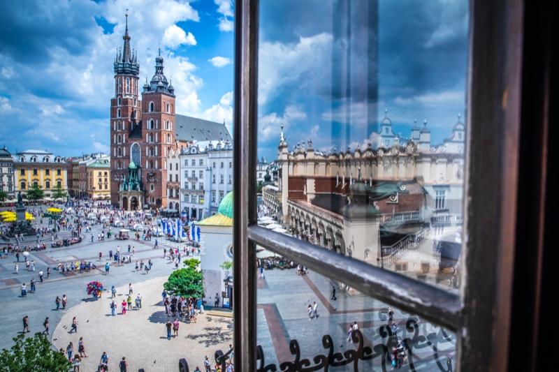 Lengyelország | Krakko | Rynek Glowny - OTP Travel Utazási Iroda