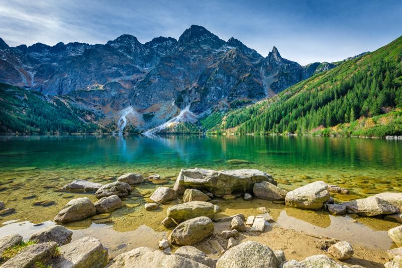 Lengyelország   Zakopane   Morskie Oko és Rysy túra - OTP Travel Utazási Iroda