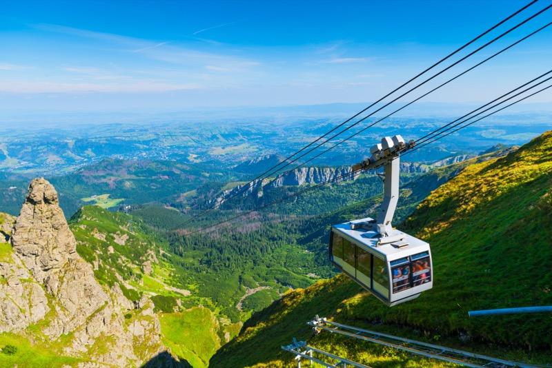 Lengyelország   Zakopane   Kasprowy Wierch túra - OTP Travel Utazási Iroda