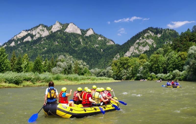 Lengyelország   Zakopane   Rafting a Dunajecen - OTP Travel Utazási Iroda