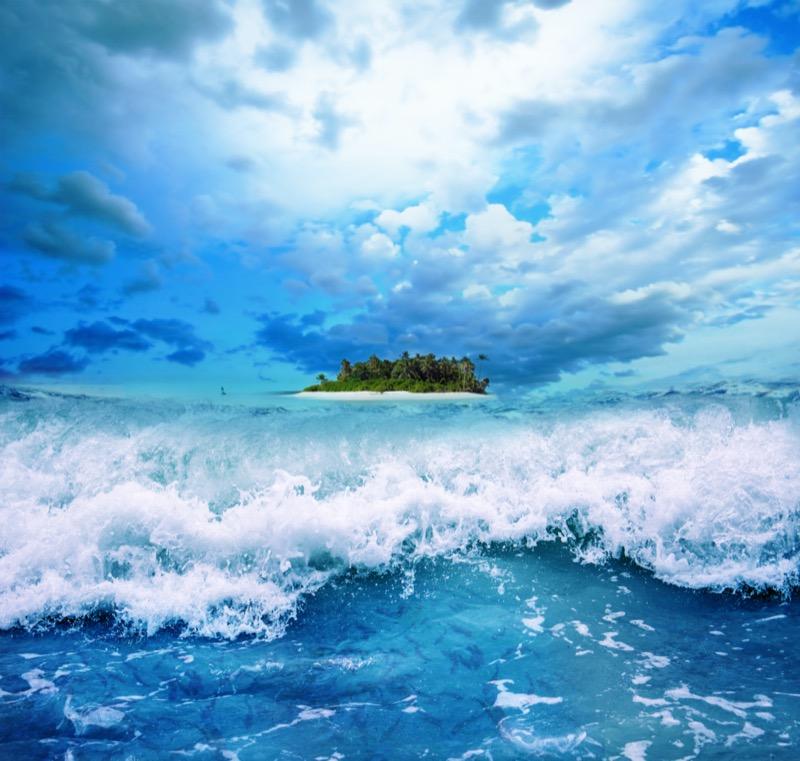 Maldív-szigetek hullámok - OTP Travel Utazási Iroda
