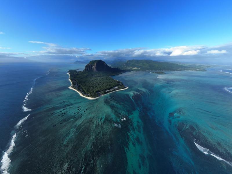 Mauritius | Tenger alatti vízesés - OTP Travel Utazási Iroda