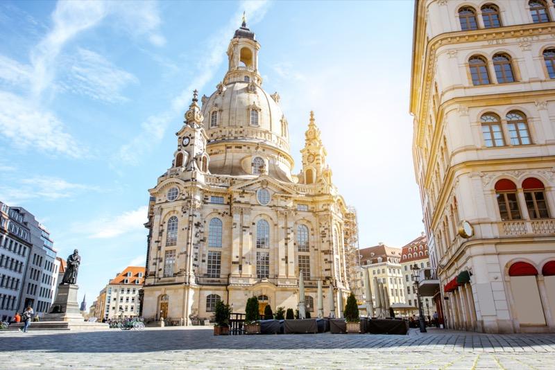 Németország | Drezda | Frauenkirche - OTP Travel Utazási Iroda