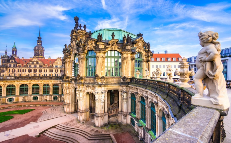 Németország | Drezda | Drezdai királyi palota és múzeum - OTP Travel Utazási Iroda
