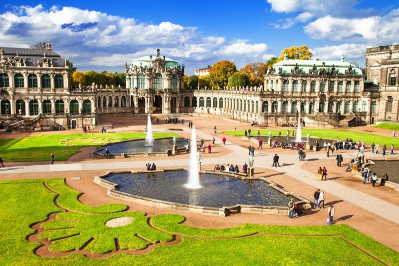 Németország | Drezda | Zwinger - OTP Travel Utazási Iroda