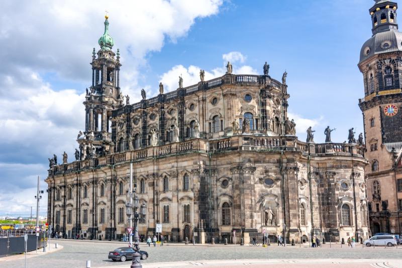 Németország | Drezda | Hofkirche - OTP Travel Utazási Iroda