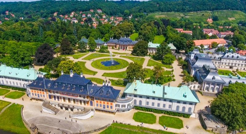 Németország | Drezda | Pillnitz-palota és kertek - OTP Travel Utazási Iroda