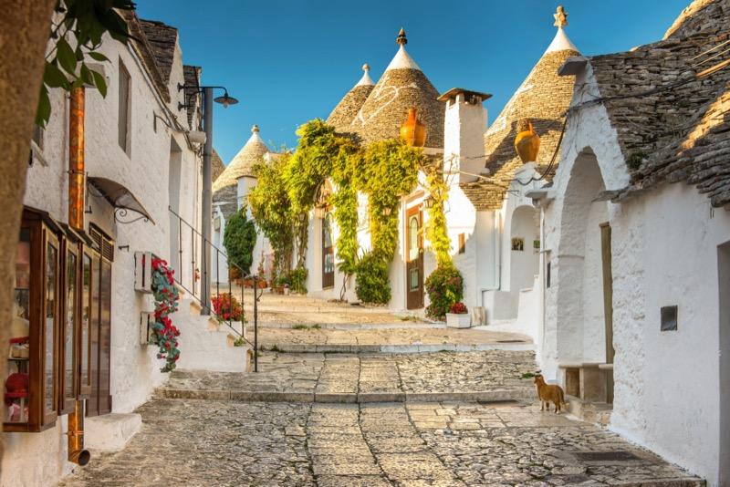 10 érdekes tény Pugliáról | trulli - OTP Travel Utazási Iroda