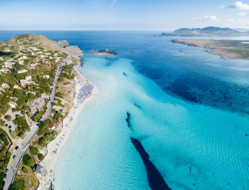 Olaszország | Szardínia | La Pelosa strand - OTP Travel Utazási Iroda