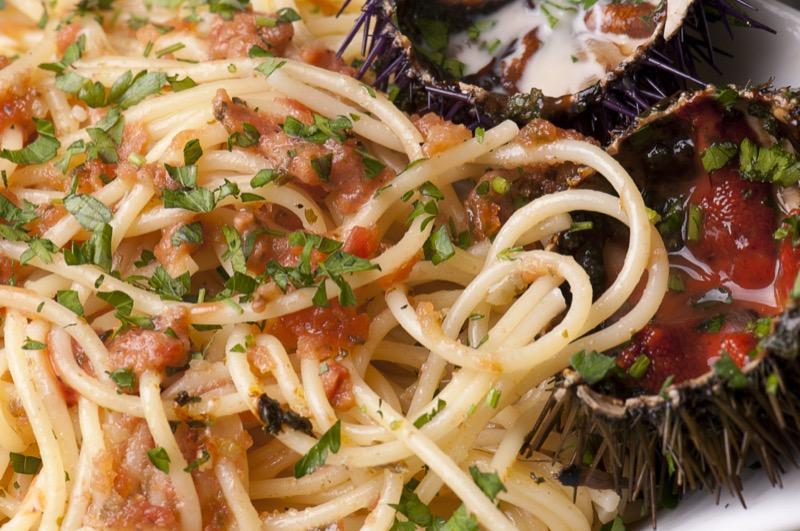 Olaszország   Szardínia   Spaghetti ai ricci di mare - OTP Travel Utazási Iroda