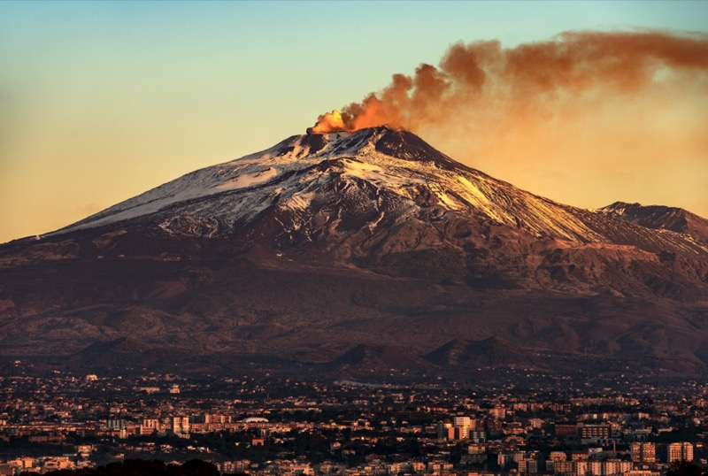 Olaszország | Szicília, Catania, Etna - OTP Travel Utazási Iroda