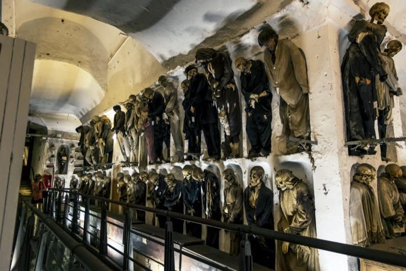 Olaszország   Szicília, kapucinusok katakombái - OTP Travel Utazási Iroda